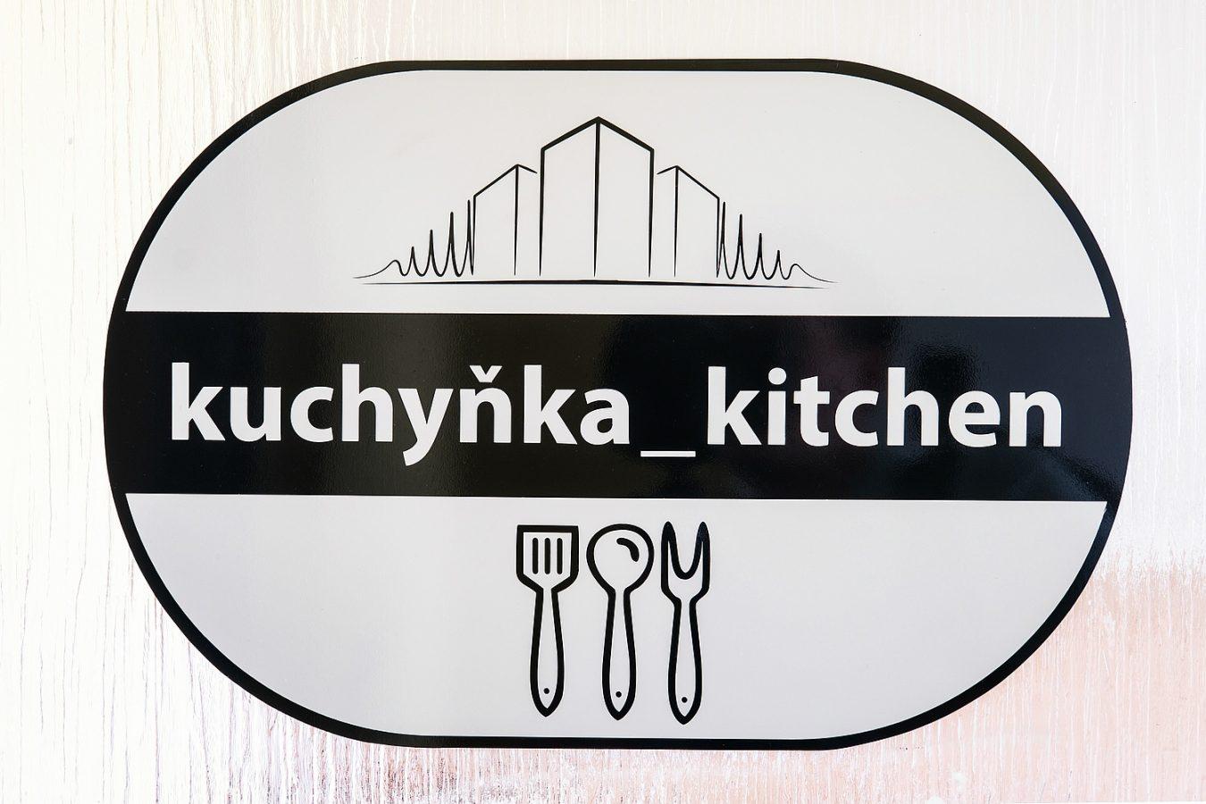 Kuchyňka – Ubytovna U Nádraží – Levné ubytování v Českých Budějovicích