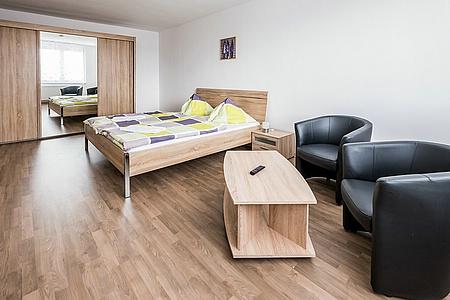 Dvoulůžkový pokoj Hotel ČB